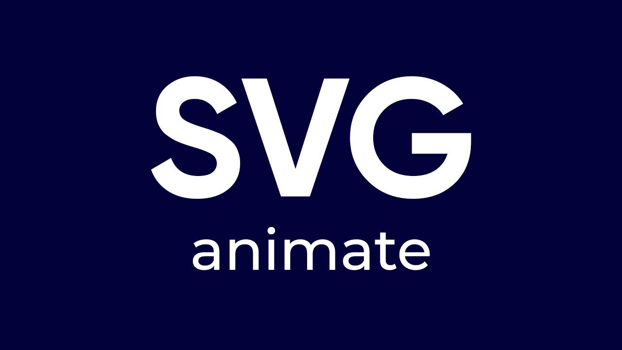 SVG анимация
