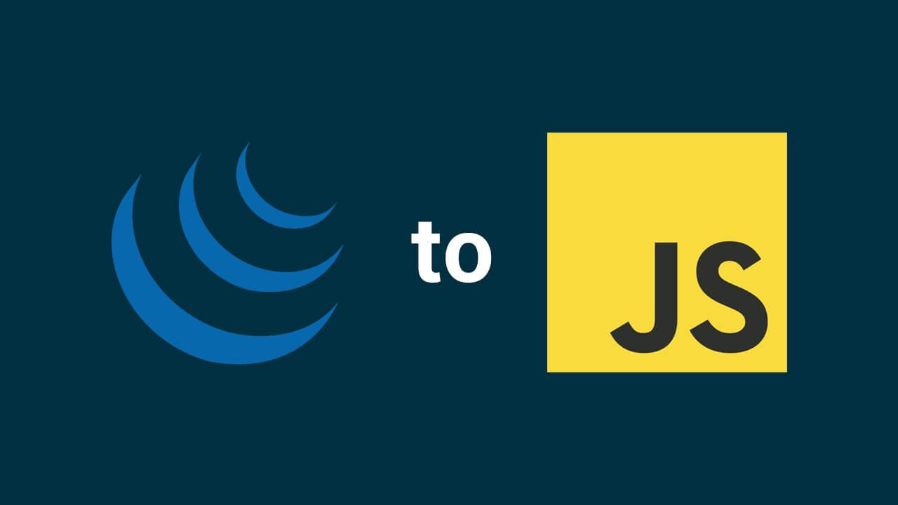 jQuery to JS - Переход к нативному JavaScript
