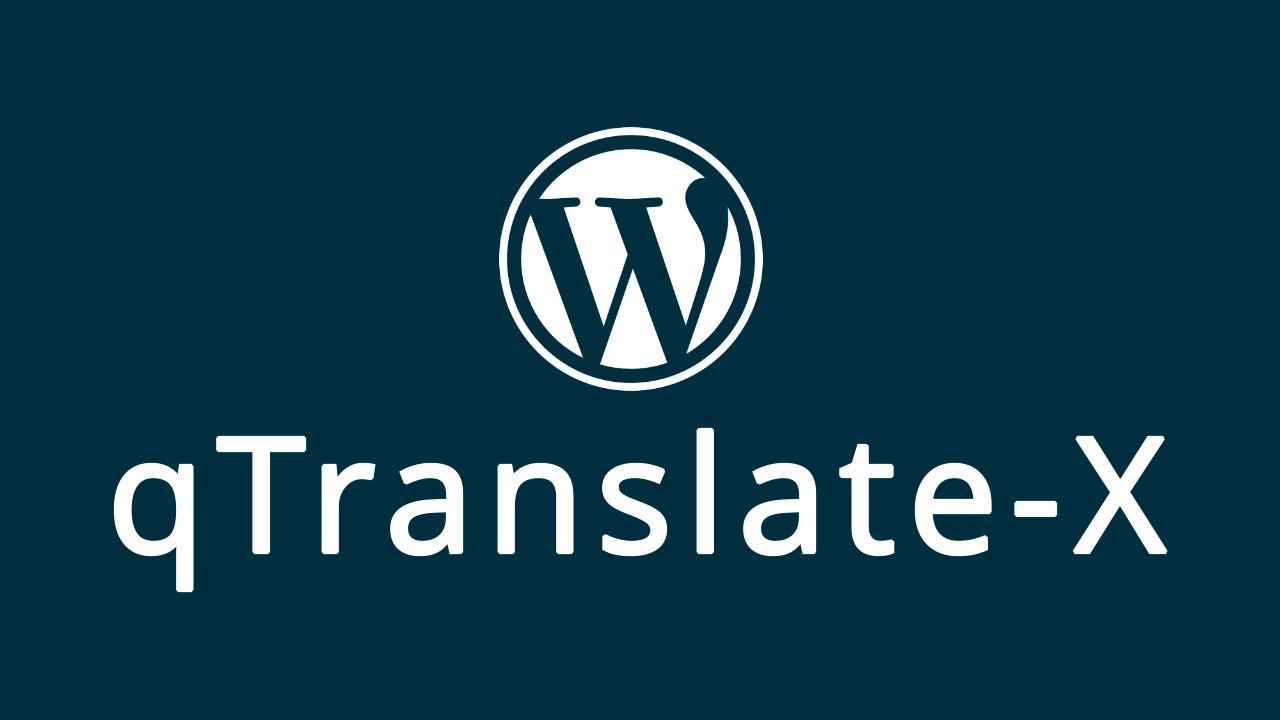 Настройка и использование qTranslate-X
