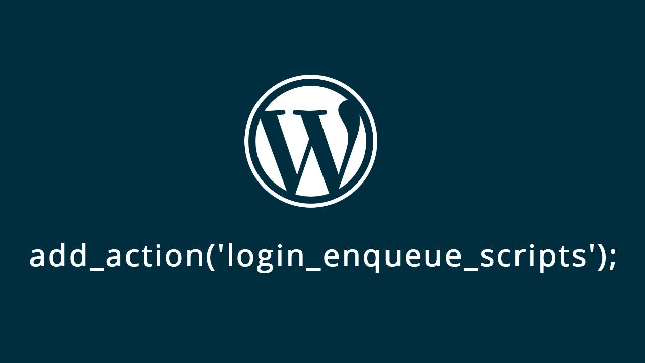 Свой логотип при входе в админку WordPress
